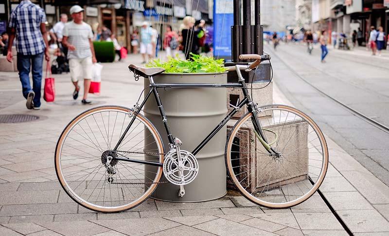 Fahrrad-Freundlichkeit