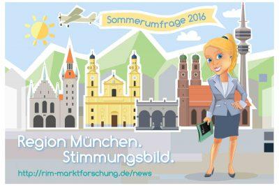 Stimmungsbild Region Muenchen Sommer 2016 ft
