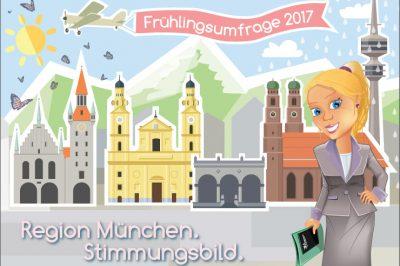 Stimmung München Frühling 2017