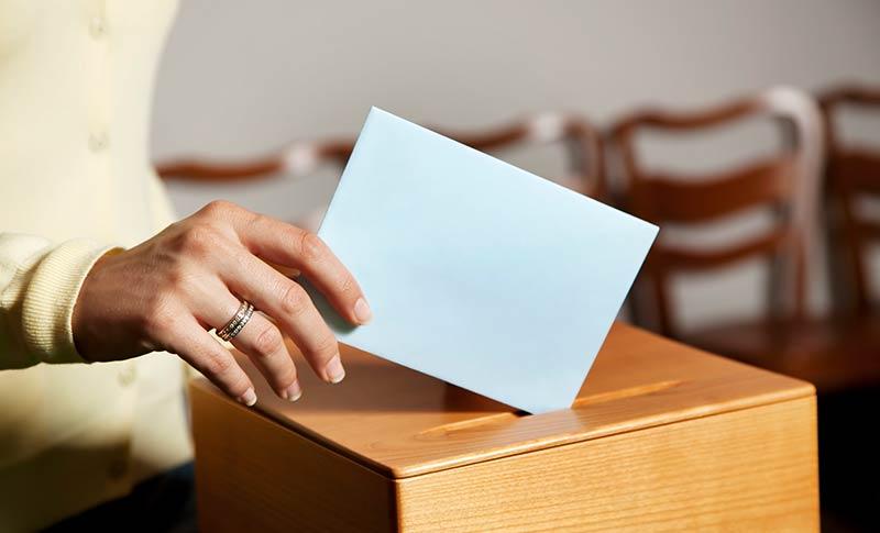 Wahlbeteiligung Landtagswahlen Bayern