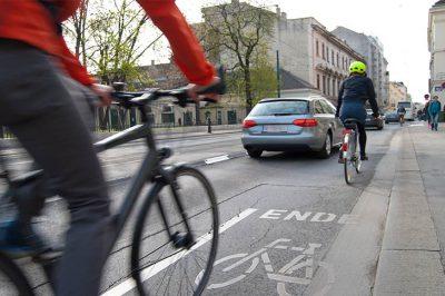 Verkehrssituation München